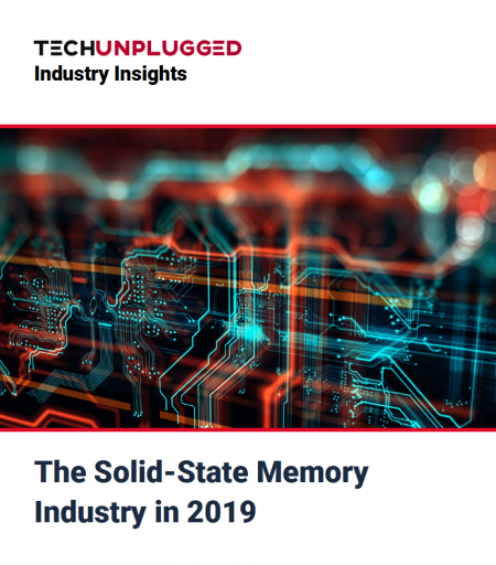 This research paper covers the movements in the flash memory industry in 2019